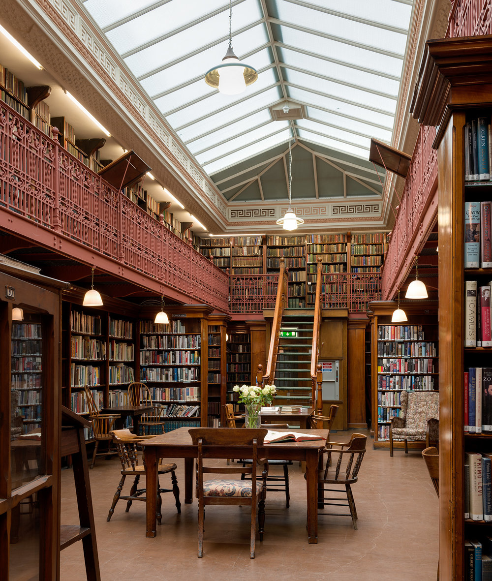 Image result for leeds subscription library