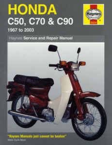 Honda Haynes Manual