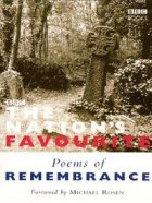 nations favourite poems remembrance