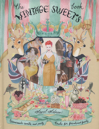 Vintage sweets book