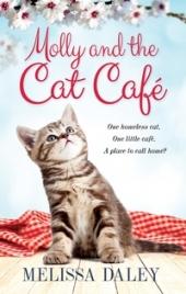 Julia molly cat cafe