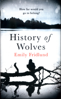 Booker History of Wolves