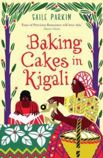 Maddie Baking Cakes in the Kigali