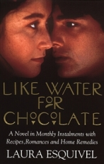 Maddie Like water for chocolate