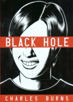 graphic black hole